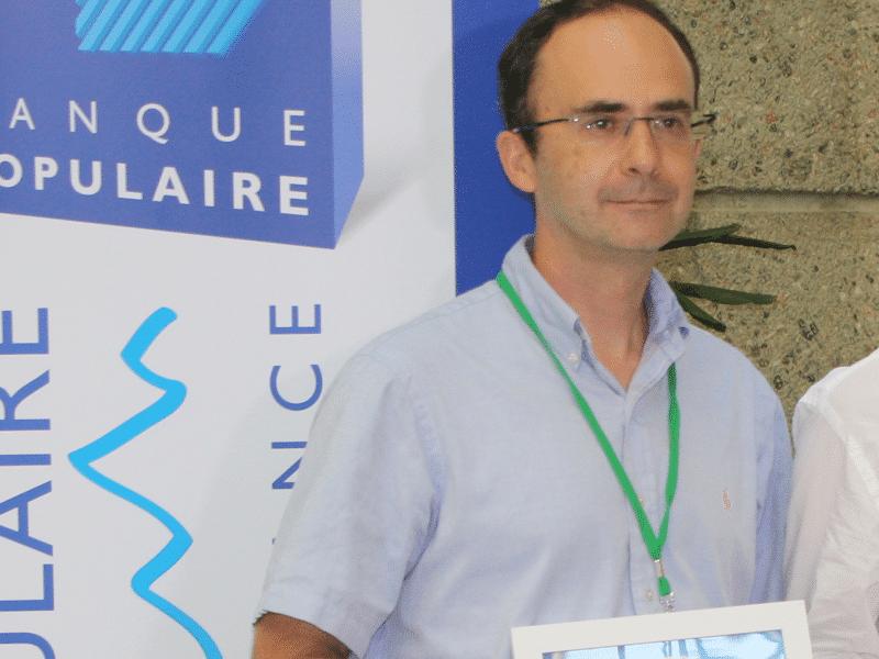 Pierre Mollon, créateur de Nexxled