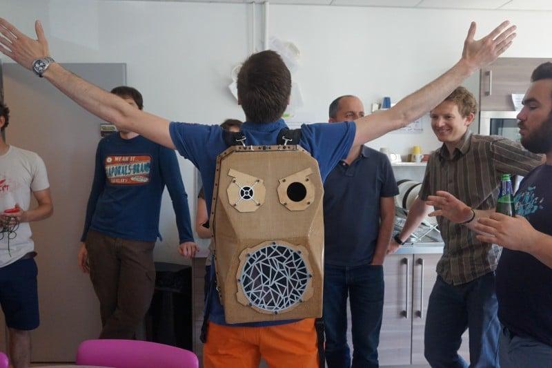 La première enceinte nomade Bluetooth en fibres végétales, en précommande sur TotemBoombox.com
