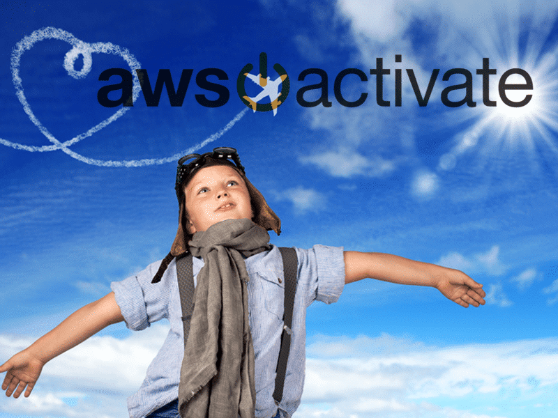 Le Tarmac incubateur partenaire du programme Amazon AWS Activate  !