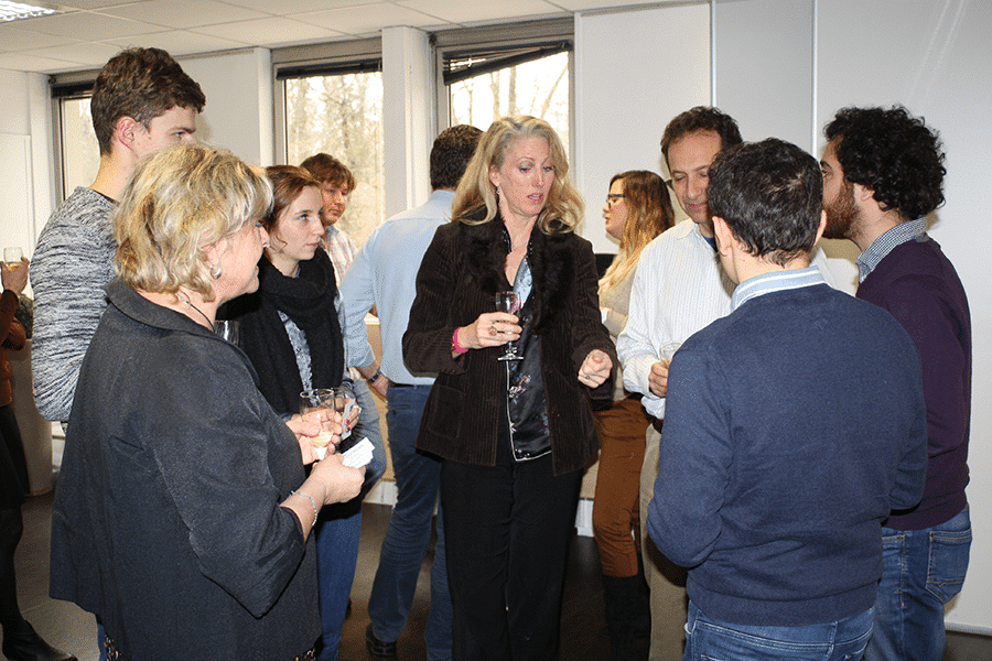 1st #Networking event at Tarmac for the new season of French Tech Ticket Program !