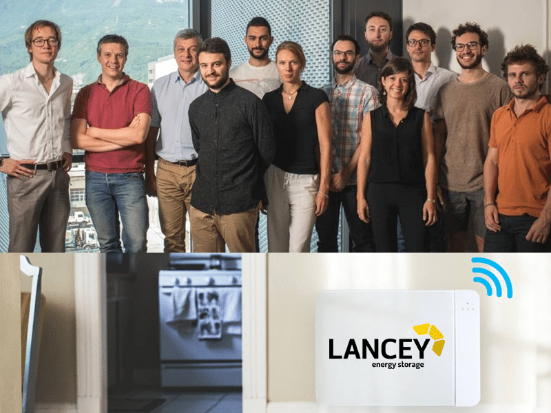Lancey Energy Storage : le fabuleux destin des tacticiens de l'industrialisation !