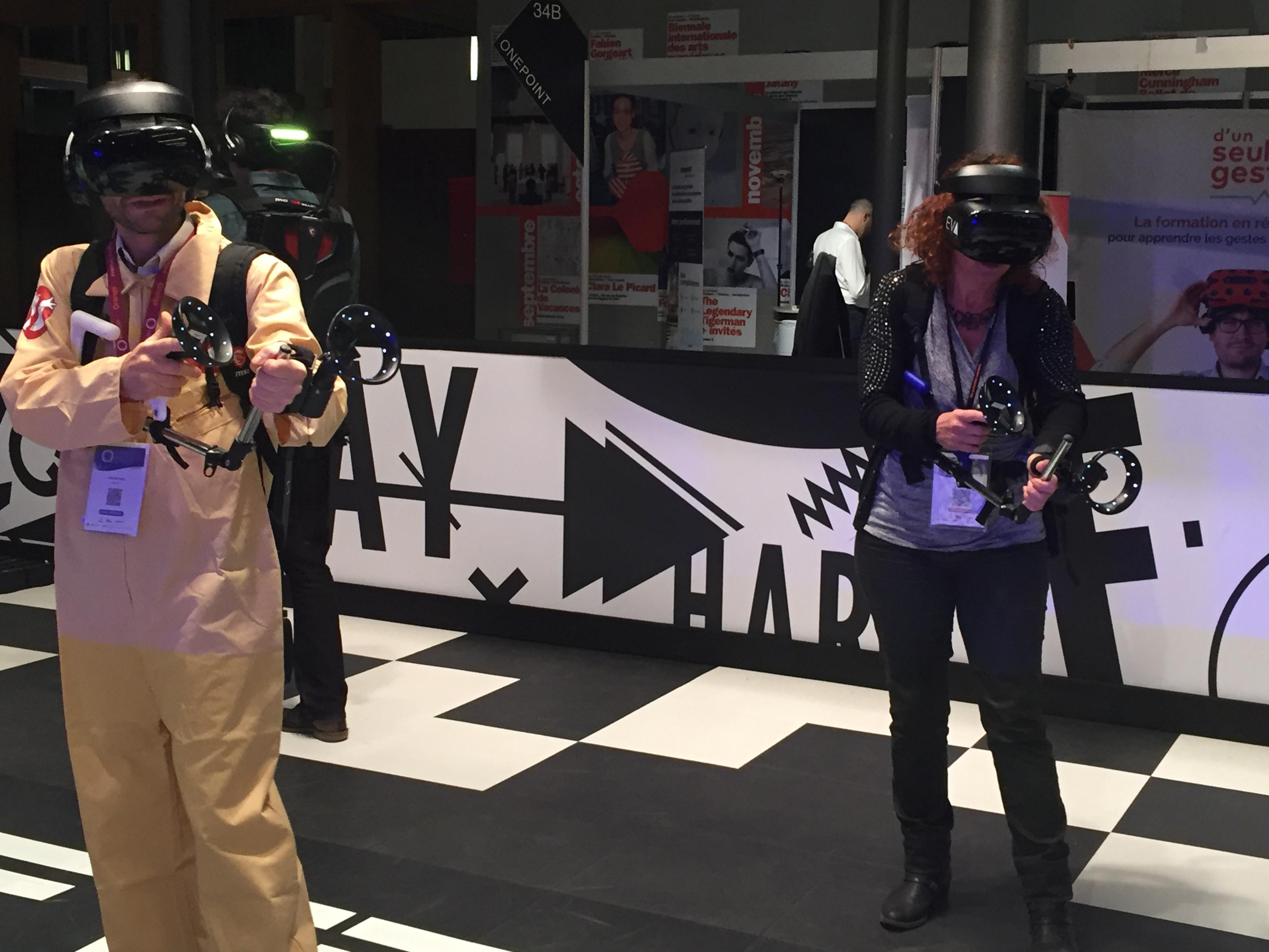 #VR, #AR, #XR : quand les technologies immersives brouillent les frontières du réel et construisent l'avenir d'un monde « augmenté » …