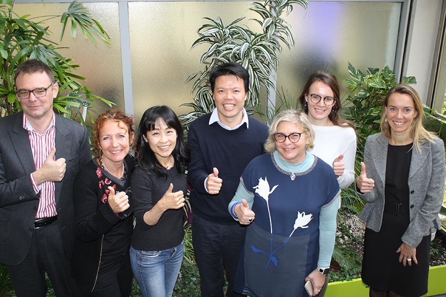 Softlanding : le Tarmac reçoit une délégation de startups taïwanaises dans le cadre du programme international Incubator Global Network !