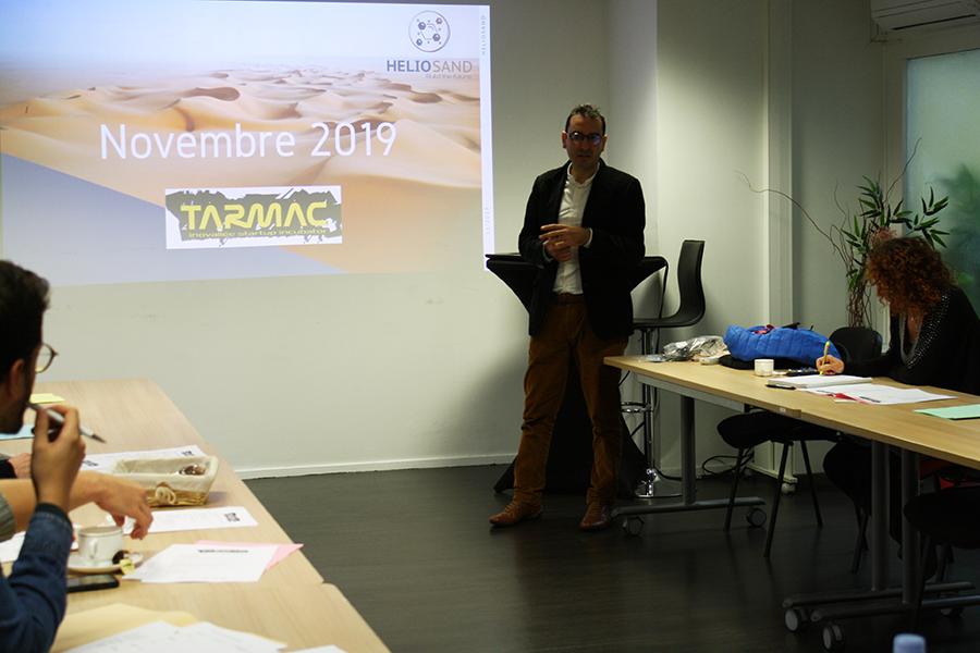 Wise Integration et Heliosand : 2 nouveaux projets deeptech rejoignent le Tarmac et contribuent à réduire notre impact environnemental