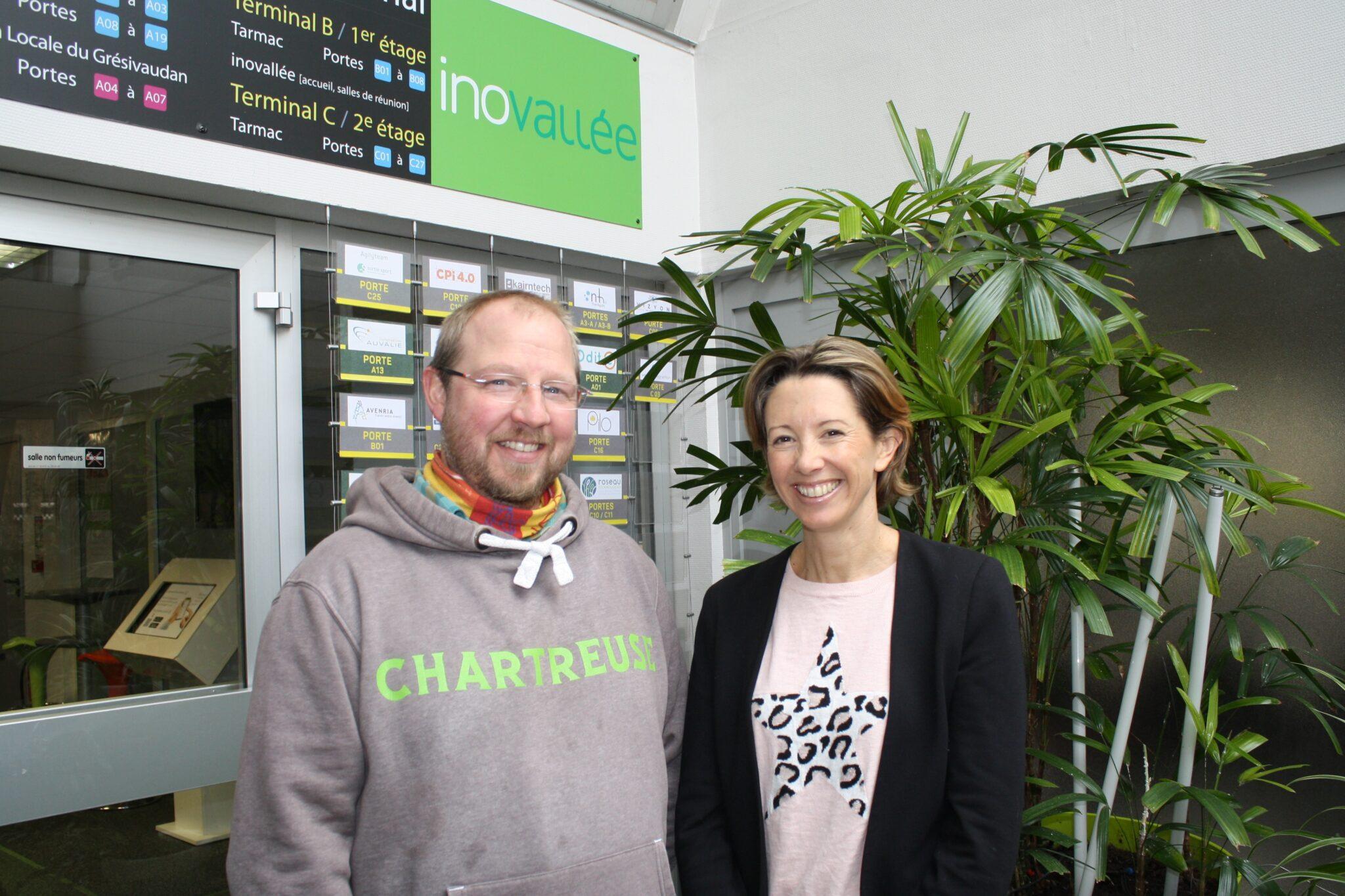 PDA Ecolab : la 1ère startup French Tech Visa 2020 s'installe au Tarmac pour offrir une alternative écologique ET performante au matériel de ski à, partir de matériaux renouvelables et recyclés !