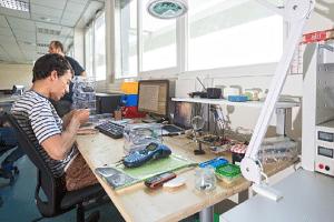 Industrialiser / prototyper
