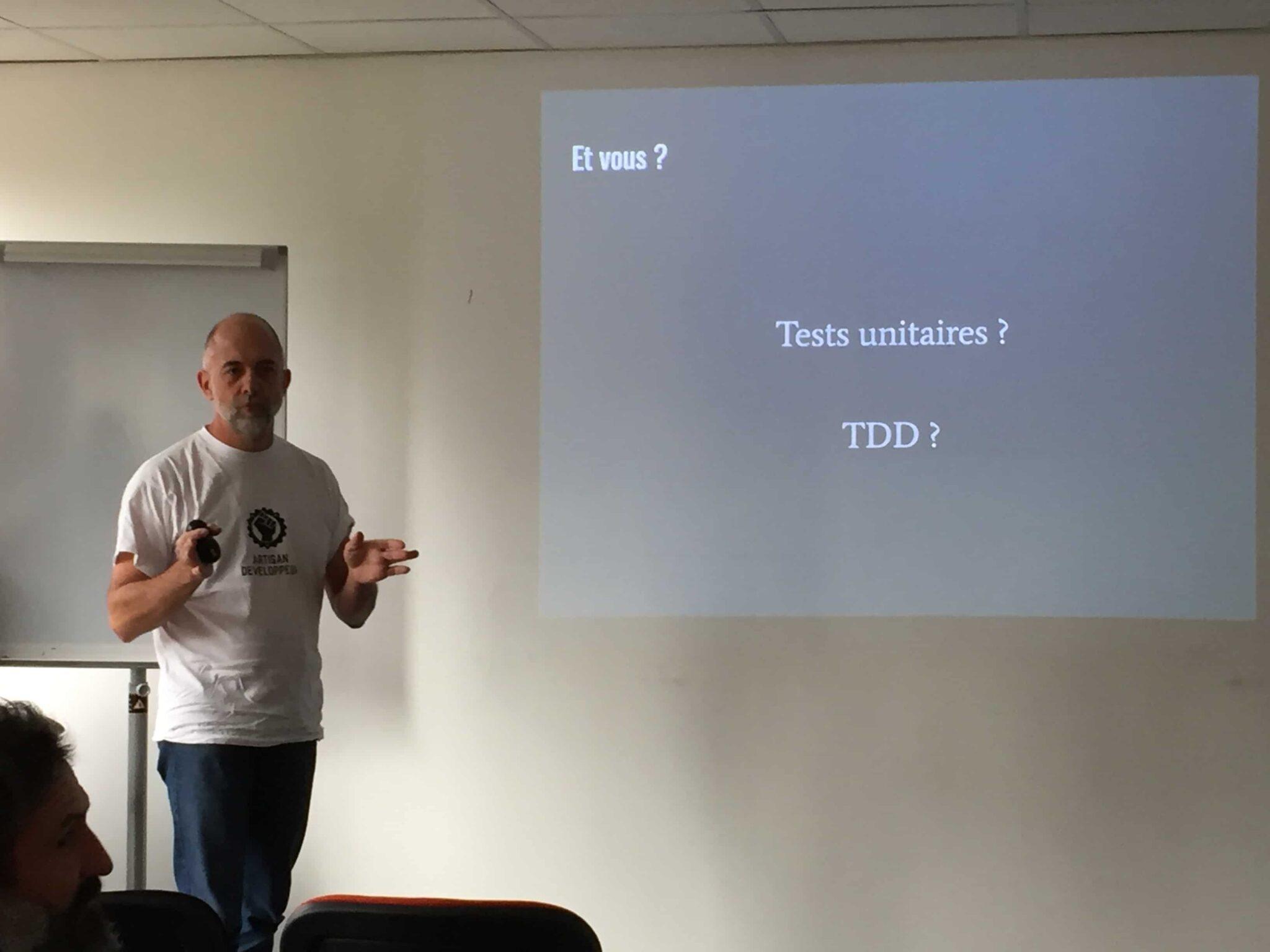 TDD : principes et avantages du Test Driven Development