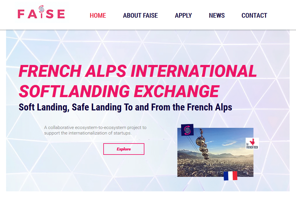 International : French Tech in the Alps, French Tech Taïwan, Invest in Grenoble Alpes, Empowered startups et le Tarmac lancent FAISE, un programme de softlanding entre Grenoble, Taïwan et Vancouver