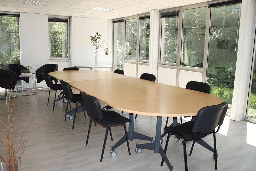 Retour au bureau : renouez le lien, inovallée vous propose un tarif spécial été sur ses salles de réunion avec 20% de réduction !
