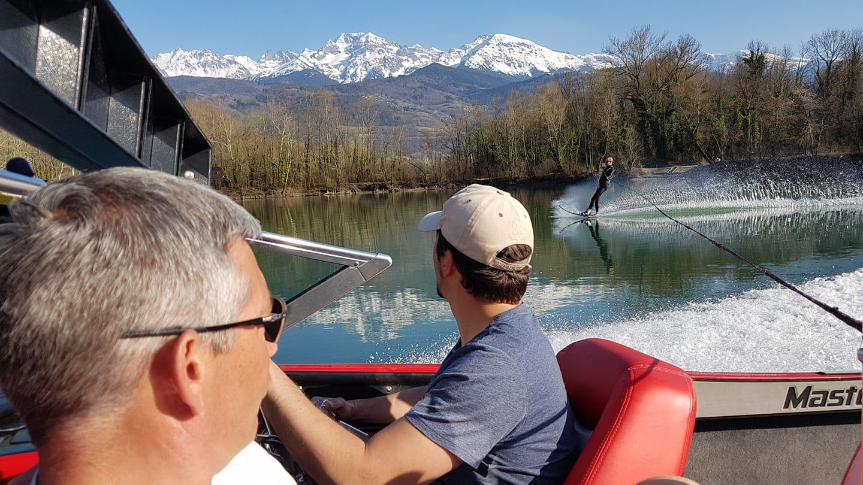 [CARTE PRIVILÈGES]#Nouveauté 2020: Découvrez le Ski nautique au Bois français lors de votre pause déjeuner, la licence vous est offerte!