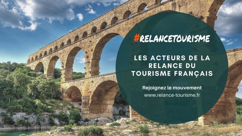Dahub lance le collectif solidaire #relancetourisme et fédère 40 startups de la TravelTech pour soutenir la relance grâce au digital!