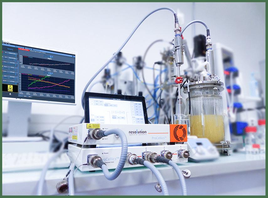 Resolution Spectra, fournisseur de solutions pour le contrôle des bioprocédés, s'adosse au groupe allemand Merck