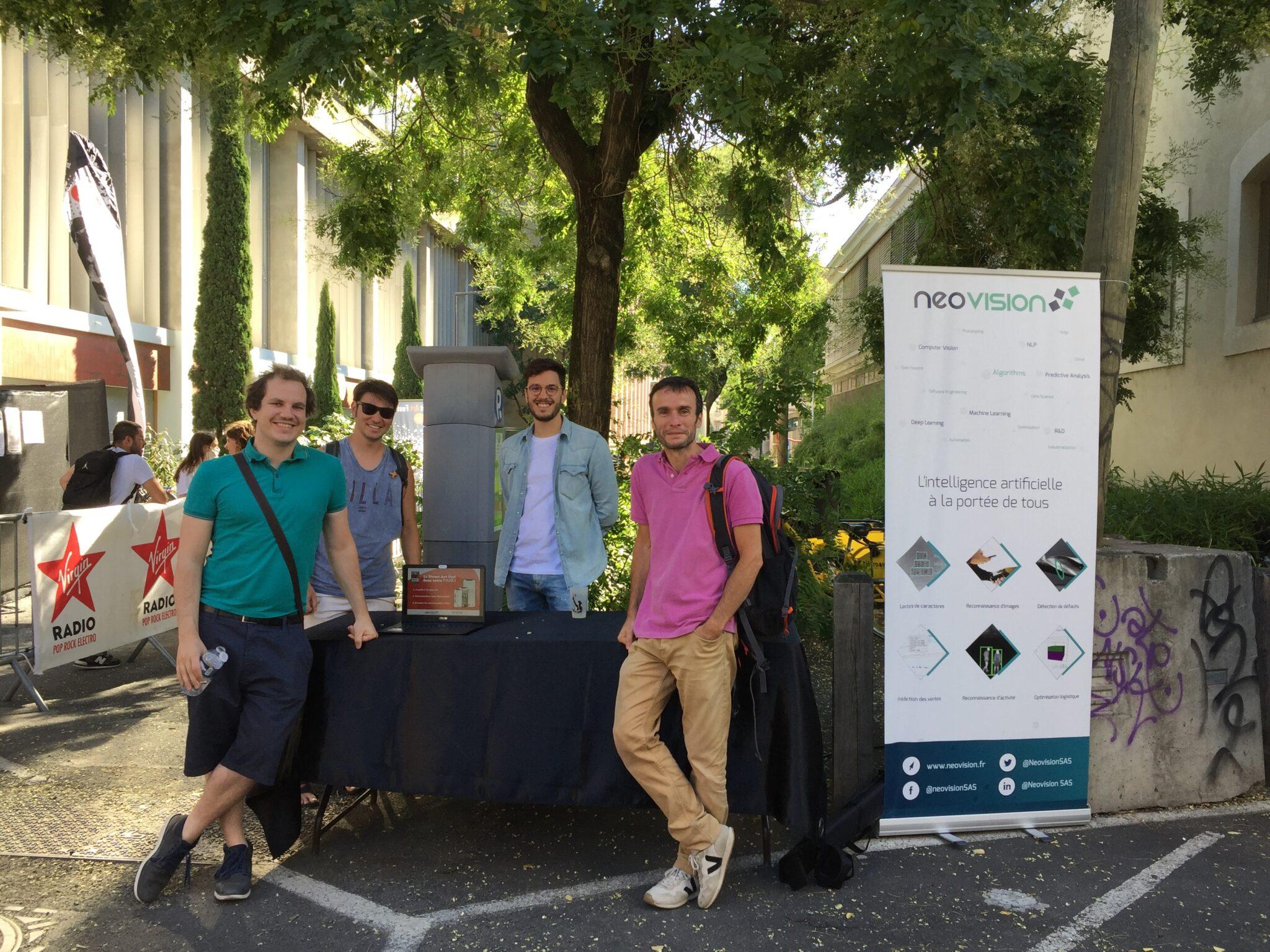 Quand les technologies viennent réinventer l'art: Graaly, Neovision et Enlaps partenaires du Grenoble Street Art Fest!