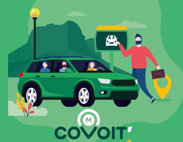 Un Covoit' : un nouveau service de covoiturage sur le Grésivaudan et le Voironnais !