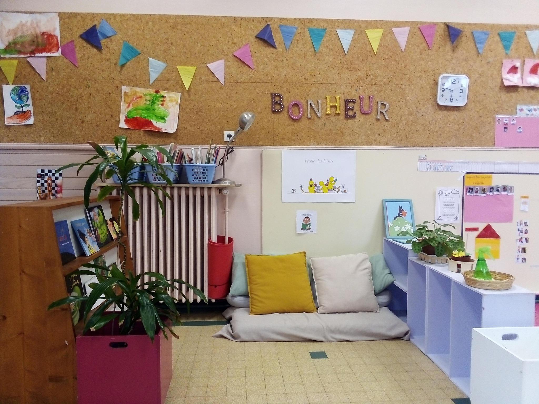 [Rentrée 2020]Il reste des places au Jardin d'enfants de la Tronche, un lieu familial pour les enfants dès 2 ans, ouvert 5 jours sur 5!