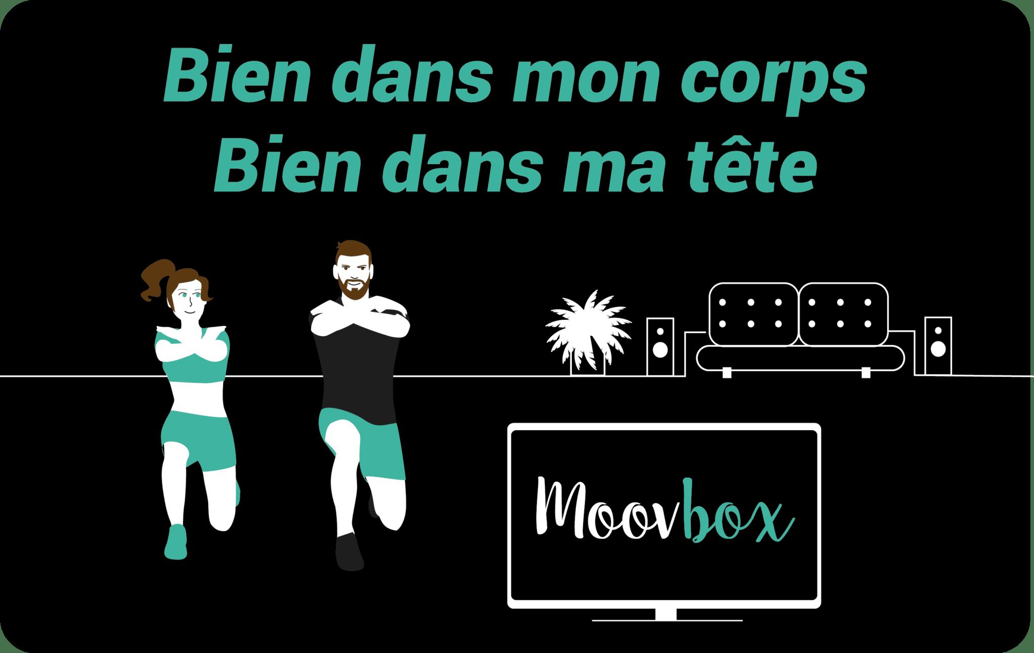 Pour Noël, Moovlab lance sa Moovbox, une solution de Home Fitness proposant des programmes d'entraînements ciblés, adaptables à tous les niveaux