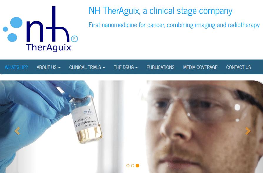 NH TherAguix obtient l'autorisation de la FDA et lance ses premiers essais cliniques aux États-Unis avec le Dana Farber and Brigham & Women's Hospital à Boston !
