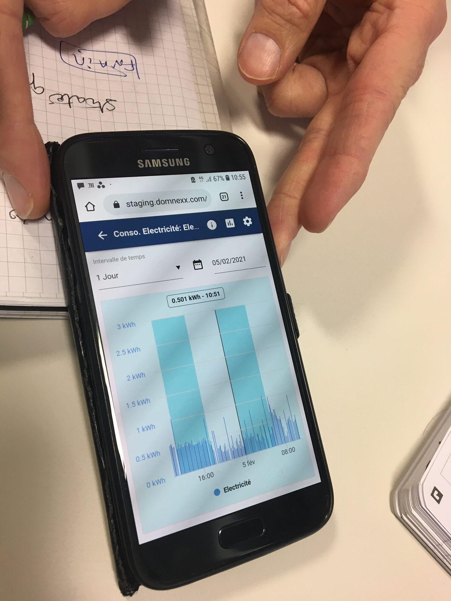 DomNexX : l'art d'IOTiser les bâtiments pour rendre les compteurs intelligents et monitorer l'ensemble des flux (air, eau, électricité).