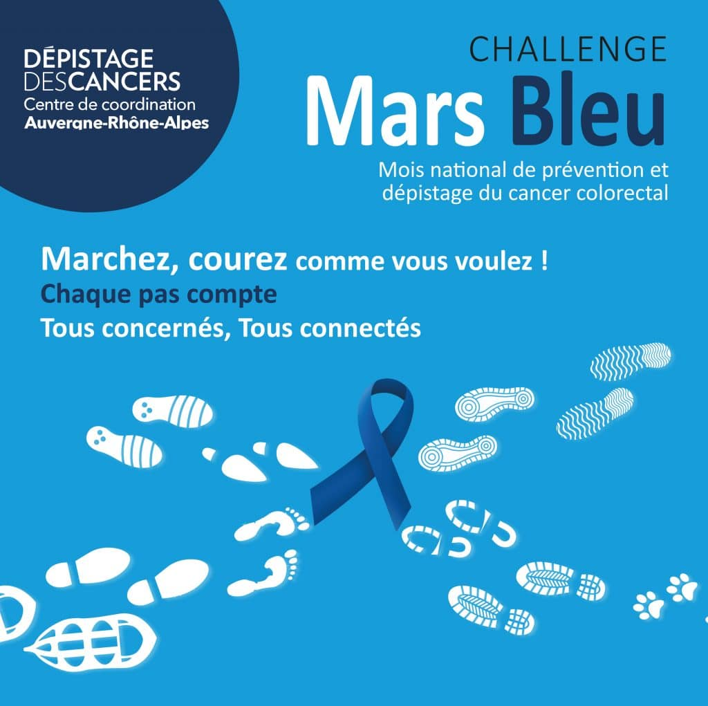 Challenge MARS BLEU