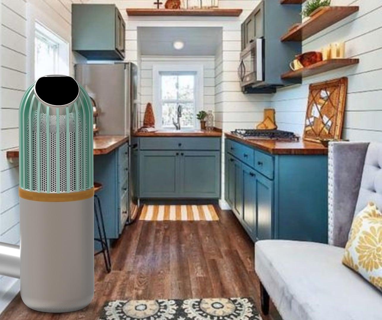 Caeli Energie soutenu par Vinci pour son projet de climatisation à faible empreinte environnementale destiné aux bâtiments résidentiels et petit tertiaire