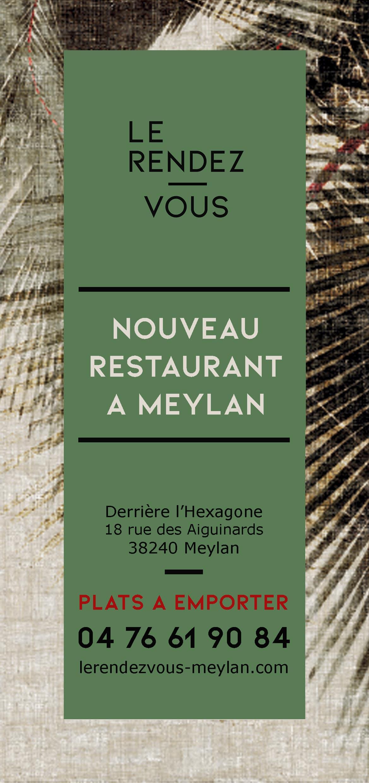 Le Rendez-vous_Restaurant_Meylan