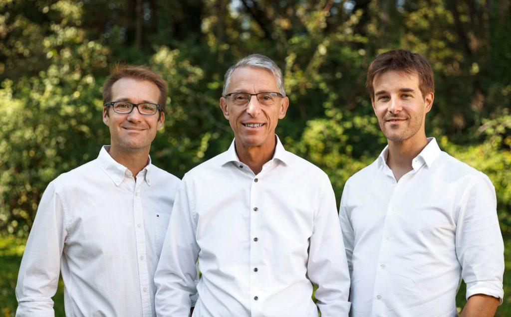 Les fondateurs de Remedee Labs