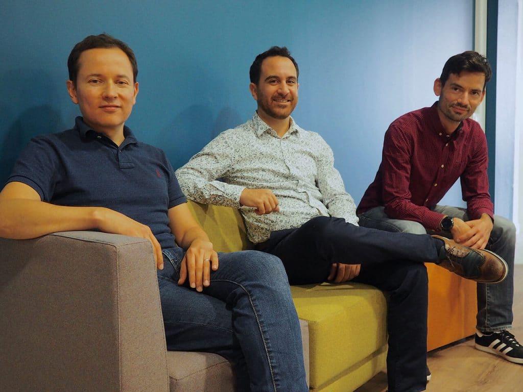 Les fondateurs de TiHive