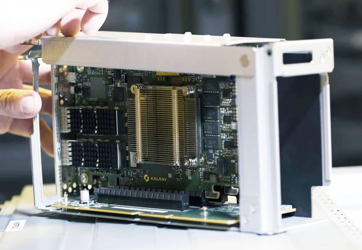 Kalray, pionnier dans les puces de nouvelles générations nourrit l'ambition de devenir le leader européen du edge computing