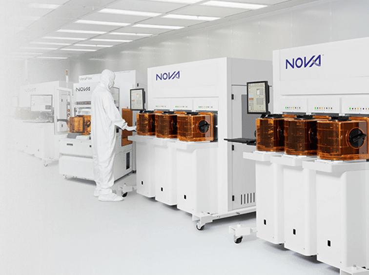 Nova, leader en métrologie embarquée, joue la carte de la complémentarité métrologie & caractérisation sur le marchés du Semiconducteur