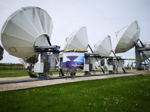 Site satellites d'Eutelsat