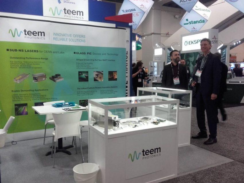 Teem Photonics contribue au projet MASSTART pour garantir le leadership européen dans le secteur de la photonique, alternative technologique majeure dans l'industrie du semi-conducteur