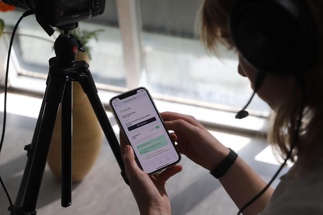Auguste, la plateforme qui démocratise la création de vidéo en automatisant le processus, de la chaîne de production jusqu'à la livraison