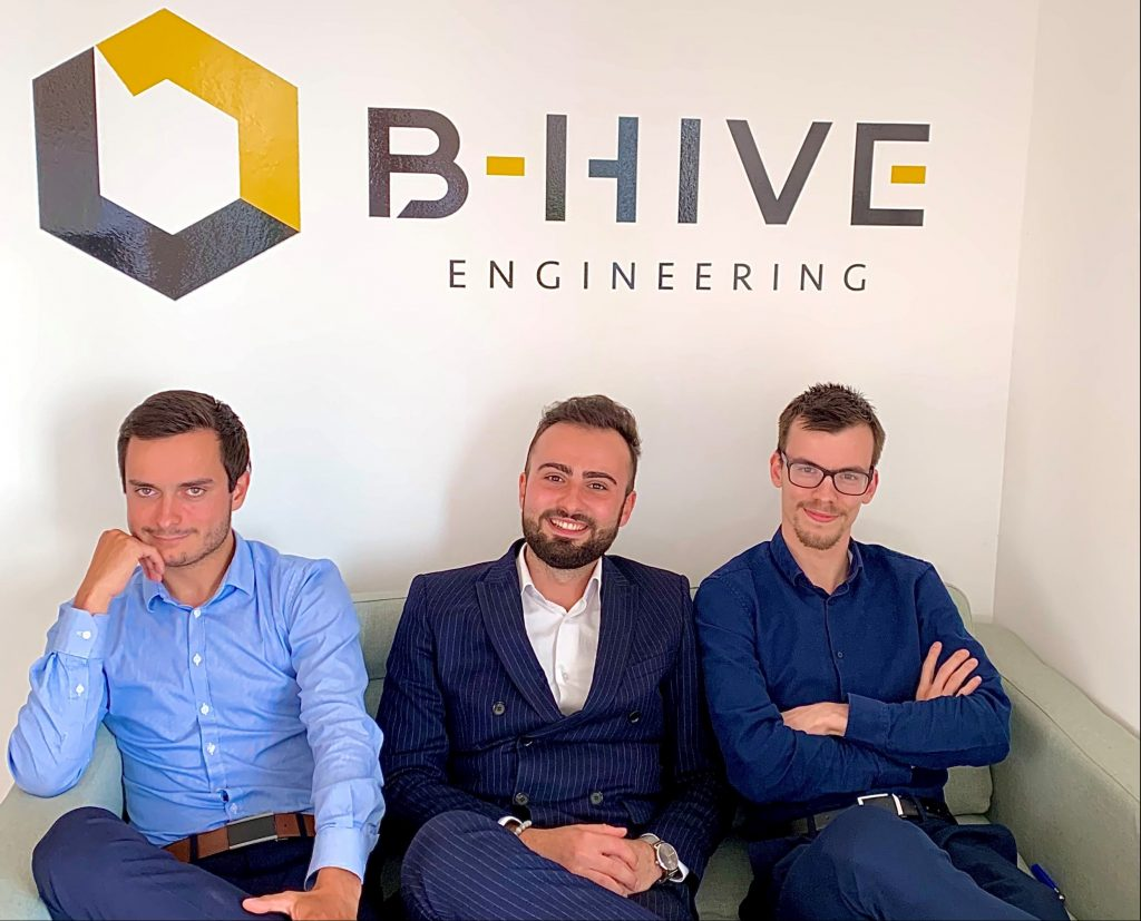 B-Hive - équipe Meylan