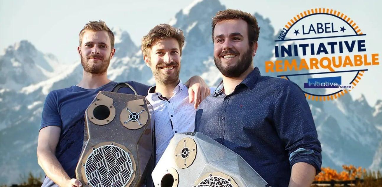 Deux startups du Tarmac labellisées «Initiative Remarquable»: PEOPEO et PDA Ecolab !