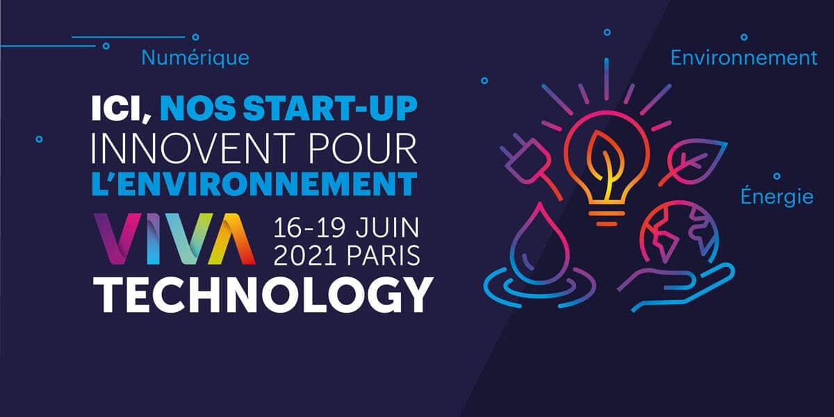 [Vivatech 2021] Les startups du Tarmac et les entreprises innovantes d'inovallée en force!