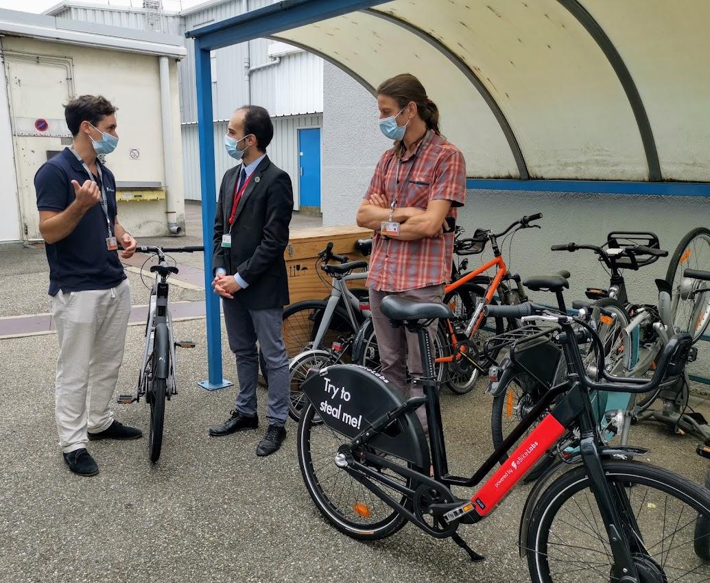 [France Relance] eBikeLabs compte déployer à grande échelle sa solution logicielle dédiée à l'e-bike, vers une mobilité durable