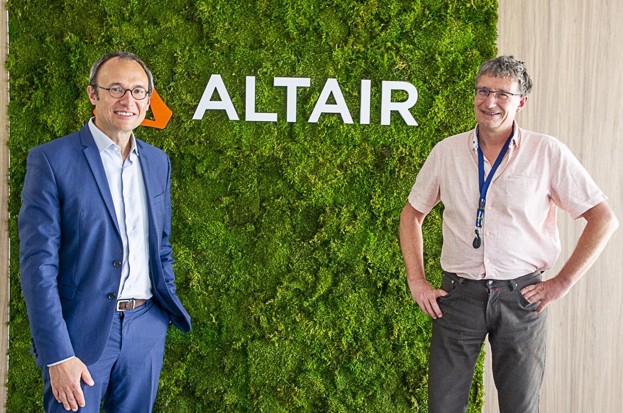 Altair France inaugure les nouveaux locaux de son centre R&D de Meylan spécialisé dans la simulation électrique et numérique