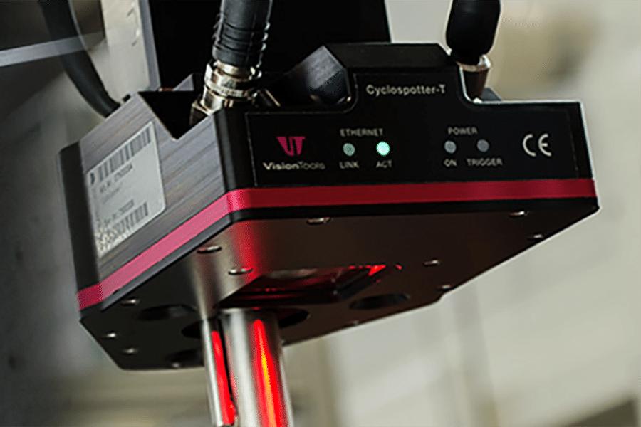 Senssight codéveloppe avec son partenaire allemand, VisionTools, une solution d'inspection par fusion à chaud pour l'assemblage de pièces automobiles