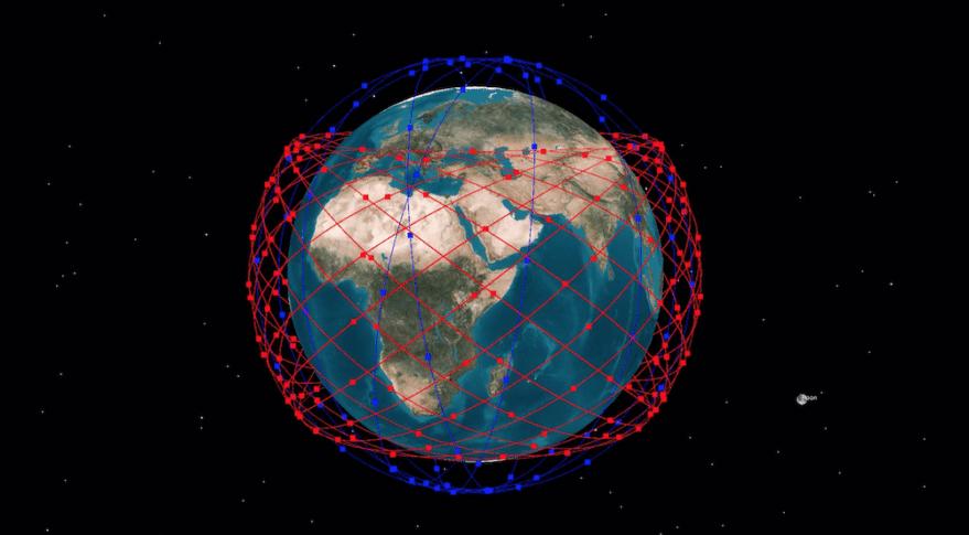 [France Relance] Avec le projet MEPCOS, Cedrat Technologies met ses mécanismes de pointage pour communication optique laser au cœur des constellations satellitaires