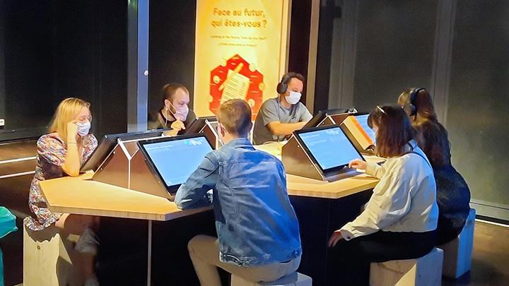 Cité des Sciences et de l'Industrie : SIP Conseil expose son savoir-faire avec « Renaissances »