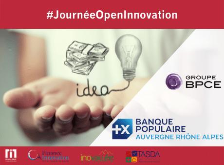 [Open innovation] : inovallée partenaire de Minalogic pour une journée open innovation avec le groupe BPCE afin de faire émerger de nouveaux services par les outils digitaux