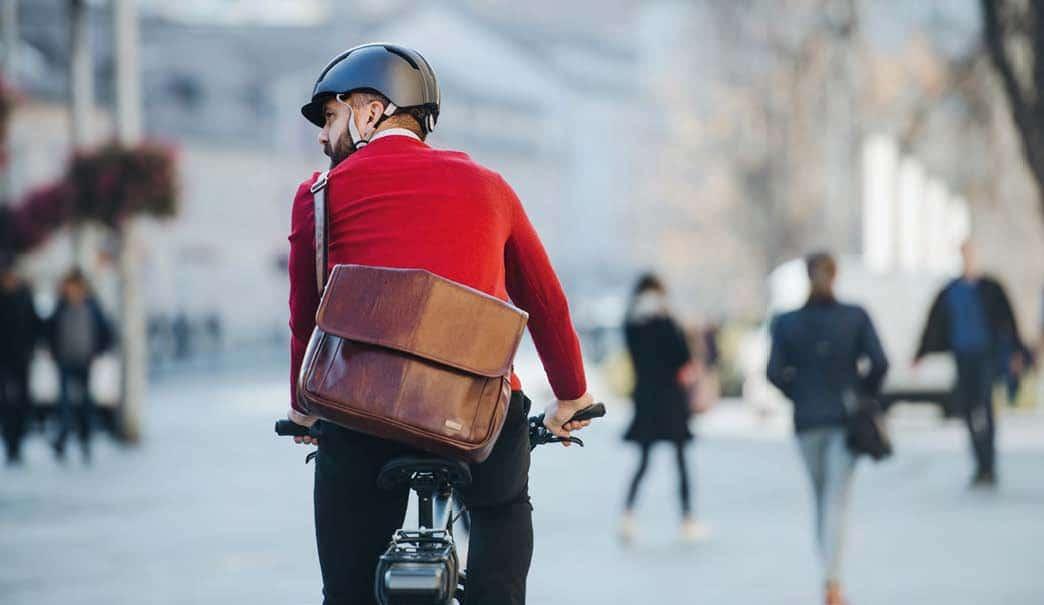 Orange expérimente le test du vélo électrique pendant un mois auprès de ses collaborateurs